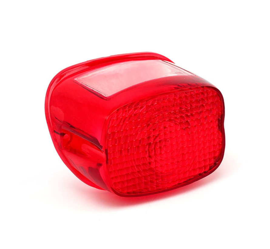 1973-up HD   taillight lens direct replacement; ECE approved