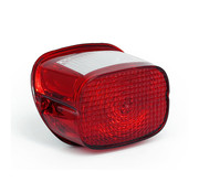 MCS 2003-up HD   taillight lens direct replacement; ECE approved