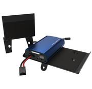 Hogtunes Kit d'amplificateur REV225-RM pour Trike FLHT / FLHX / FLTR / H ‐ D FL 14‐19