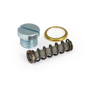 crankcase oil screen kit -  66-69