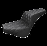 Saddlemen seat Step-Up Full LS Fits:> Softail 18-21