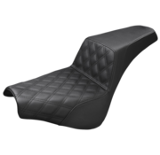 Saddlemen seat Step-Up Front LS Fits:> Softail 18-21