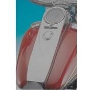 Arlen Ness gas tank dash cover  Fits: > Harley Davidson FL 1997-1999
