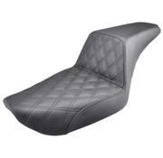 Saddlemen seat Step-Up LS Fits:> Dyna 96-03 FXD