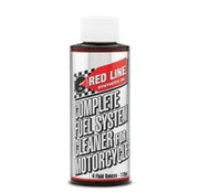 Red Line Synthetic oil Carburant complète System Cleaner pour les motos