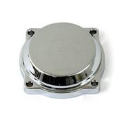 MCS Carburateur CV 40 / 44mm bovendeksel Chroom