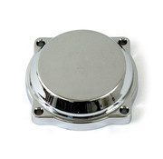 MCS Carburetor CV 40/44mm top cover Chrome