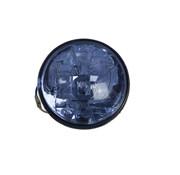 "TC-Choppers BLUE TINT 4-1/2"" DIAMOND-STYLE HEADLIGHT KIT"