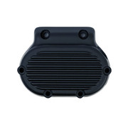 black  Finned Transmission side cover