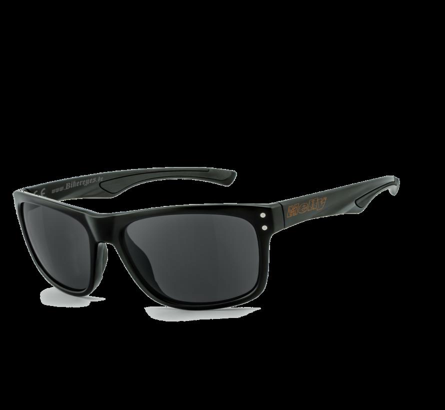 Biker zonnebril TH-2 - rook