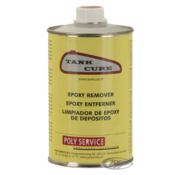 Tank Cure Epoxy Entferner
