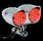 achterlicht LED dubbel hi-glide kogelvormig achterlicht