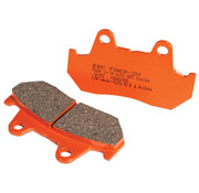 "EBC Semi sintered Base ""FA69/2"" Brake Pads front"