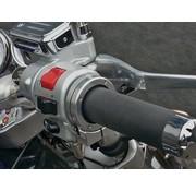 """Brakeaway cruise control Schuift over en monteert aan de buitenkant van een 1 3/8 """"tot 1 1/2"""" diameter grip"""