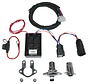 Trailer 5-Wire Connector Kit with Isolator FLHX/R