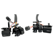 MCS Handlebar Switch kit 99‑13 HD models