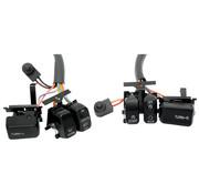 TC-Choppers Handlebar Switch kit 99‑13 HD models