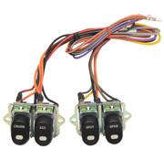 Drag Specialities Inner Fairing Cap Switch Kit