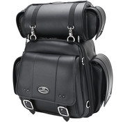 Saddlemen CD3600 Sissybar Bag with Roll Bag