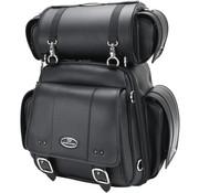 Saddlemen CD3600 Sissybar-tas met roltas