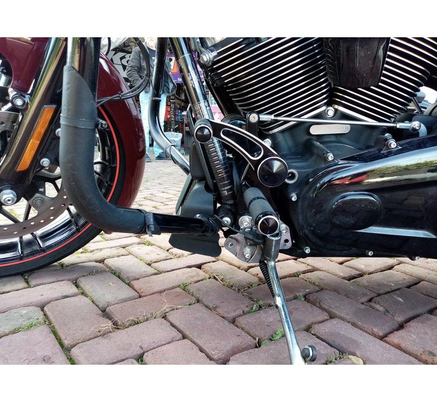 Harley Davidson Forward Controls diamond touring 2014-up  black or polished