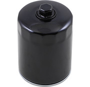Hiflo-Filtro Oil filter top nut - Black or Chrome - Fits> 2017 M-Eight engine