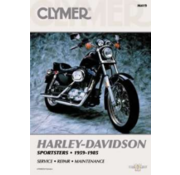 Clymer books service manual - Repair Manuals Fits: > 59-85 Sportster