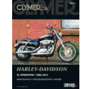 Clymer books service manual - Repair Manuals Fits: > 04-11 Sportster
