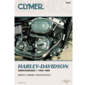 Clymer Harley Davidson boekt Clymer service manual - Shovel 66-84 Repair Manuals