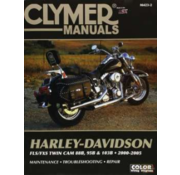 Clymer books service manual - Repair Manuals Fits: > 00-05 Softail