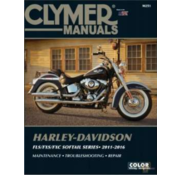 Clymer Harley Davidson books Clymer service manual - Softail Series 11-16 Repair Manuals