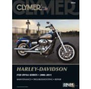 Clymer Harley Davidson books Clymer service manual - Dyna Series 06-11 Repair Manuals
