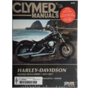 Clymer books service manual - Repair Manuals Fits: > 12-17 Dyna