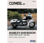 Clymer books service manual - Repair Manuals Fits: > 99-05 Touring