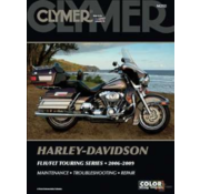 Clymer books service manual - Repair Manuals Fits: > 06-09 Touring