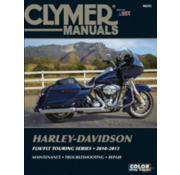 Clymer books service manual - Repair Manuals Fits: > 10-13 Touring