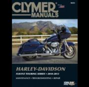 Clymer Harley Davidson boekt Clymer service manual - Touring Series 10-13 reparatiehandleidingen