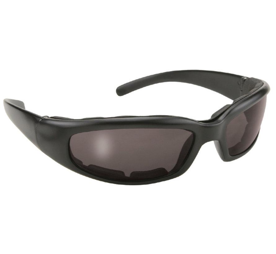 Kickstart rally sunglasses - smoke Fits: > All Bikers