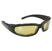 Kickstart rally sunglasses - Yellow Fits: > All Bikers