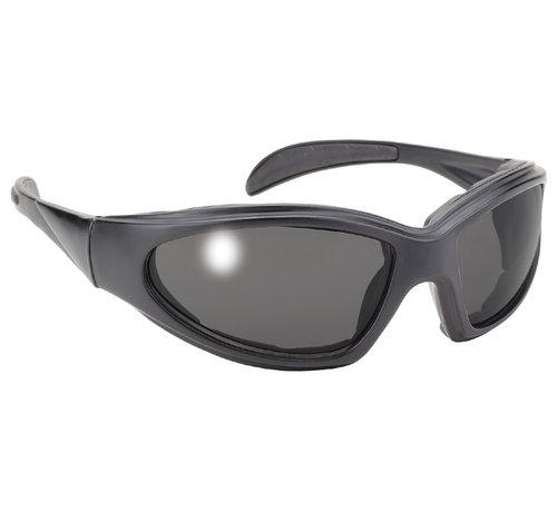 Kickstart Kickstart chopper sunglasses - smoke  Fits: > All Bikers