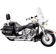 Maisto Modell Motor FLSTC Heritage Softail Classic 1:18
