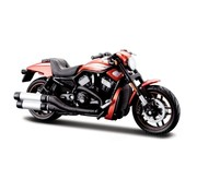 Maisto Model motor VRSCDX Night Rod Special 1:18  Fits: > Universal