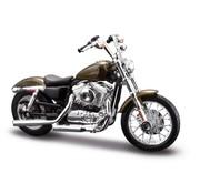 Maisto Model motor XL1200V Seventy-Two 1:18
