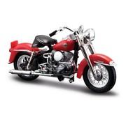 Maisto Model motor 1958 FLH Duo Glide 1:18
