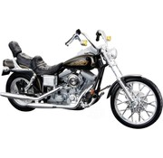 Maisto Model motor FXDWG Dyna Wide Glide 1:18  Fits: > Universal