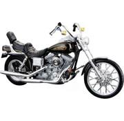 Maisto Modelmotor FXDWG Dyna Wide Glide 1:18