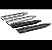 S&S Slash Cut Slip-On Mufflers 17-20 FLHT/FLHTK/FLHR/FLHX/FLTRX/FLTRU/FLTRK