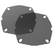 Hogtunes Ersatz-Lautsprechergitter - Für 99-13 FLHT / FLHX / FLHTCU / FLHTK