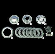 Supertrapp uitlaataccessoires en vervangingsonderdelen voor de 4 inch megafoonserie