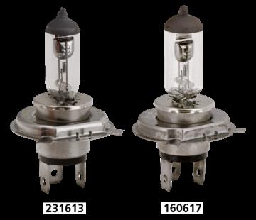 TC-Choppers koplamp h4 gloeilamp voor halogeen